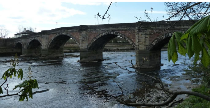 Penwortham Bridge